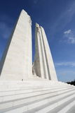 Memorial of Vimy in france Stock Image