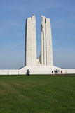 Memorial of Vimy in france Royalty Free Stock Photo