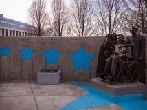 Memorial vivo do ` s do departamento da polícia de Chicago em Chicago imagem de stock