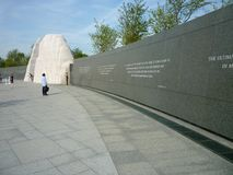 Memorial Wall Royalty Free Stock Photos