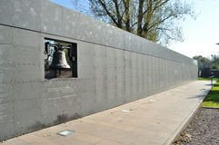 Memorial Wall Stock Photo