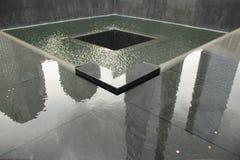 9/11 Memorial Royalty Free Stock Photo