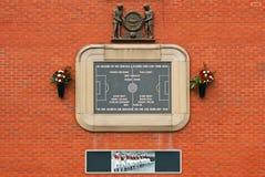 Memoriale 1958 di Monaco di Baviera Immagine Stock Libera da Diritti