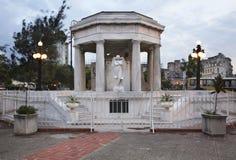 Memoriale agli studenti di medicina a Avana cuba Immagine Stock