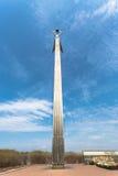 Memoriale ai soldati della seconda guerra mondiale Fotografie Stock Libere da Diritti