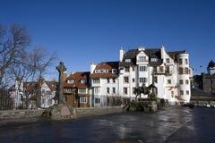 Memoriale al castello di Edinburgh Immagine Stock