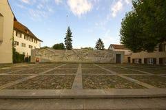 Memoriale alla battaglia di Dornach Immagine Stock Libera da Diritti