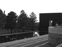 Memoriale del bombardamento di Murrah fotografia stock