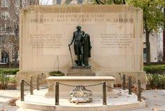 Memoriale del George Washington Immagine Stock Libera da Diritti