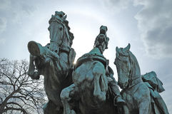 Memoriale del Grant Fotografia Stock Libera da Diritti