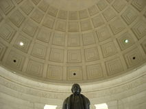 Memoriale del Jefferson immagine stock libera da diritti