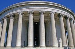 Memoriale del Jefferson Fotografia Stock Libera da Diritti