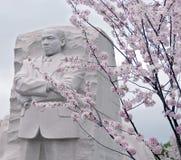 Memoriale del Martin Luther King Immagine Stock Libera da Diritti