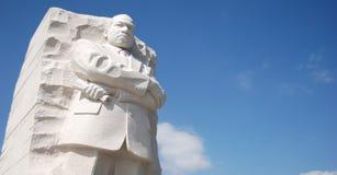 Memoriale del Martin Luther King in Washington DC Immagini Stock Libere da Diritti