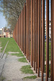 Memoriale del muro di Berlino Immagini Stock Libere da Diritti