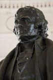 Memoriale del Thomas Jefferson, Washington DC fotografia stock libera da diritti