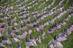 Memoriale dell'11 settembre, S.U.A. Fotografia Stock Libera da Diritti