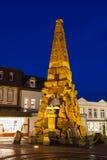 Memoriale dell'ancora di Norderney, Germania, editoriale Immagine Stock