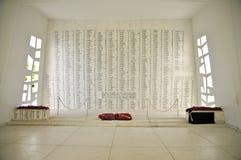 Memoriale dell'Arizona, Pearl Harbor Immagini Stock