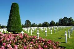 Memoriale della Normandia WW2, Francia Immagini Stock