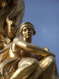 Memoriale della regina Victoria Fotografia Stock Libera da Diritti