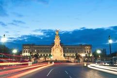 Memoriale della regina Victoria a Londra, Inghilterra Immagini Stock