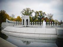 Memoriale della seconda guerra mondiale Immagine Stock