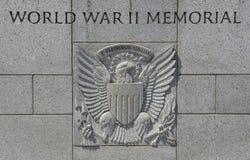 Memoriale della seconda guerra mondiale, Washington DC Immagine Stock