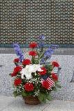 Memoriale della seconda guerra mondiale in Washington DC Immagini Stock Libere da Diritti