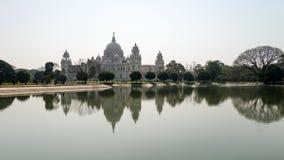 Memoriale della Victoria in Kolkata Immagine Stock