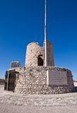 Memoriale delle vittime di guerra in Saint Nicolas forte (1664). Marsiglia Fotografia Stock