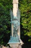 Memoriale di angelo Fotografia Stock