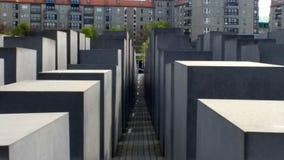 Memoriale di Berlino immagine stock libera da diritti
