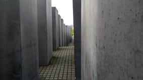 Memoriale di Berlino fotografia stock