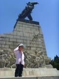 Memoriale di campagna della Cina Liaoning-Shenyang Immagini Stock Libere da Diritti