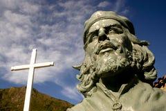 Memoriale di Che Guevara Fotografie Stock