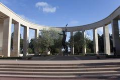 Memoriale di d-day fotografie stock libere da diritti