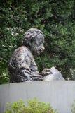 Memoriale di Einstein fotografia stock