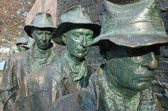 Memoriale di FDR Immagini Stock Libere da Diritti
