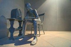 Memoriale di FDR Fotografie Stock
