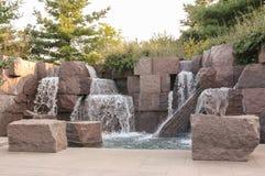 Memoriale di FDR Fotografia Stock