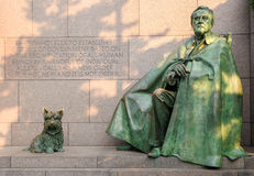 Memoriale di FDR Fotografia Stock Libera da Diritti