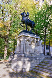 Memoriale di Giovanna d'Arco - New York Immagini Stock Libere da Diritti