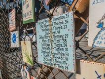 Memoriale di Greenwich Immagini Stock Libere da Diritti