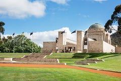 Memoriale di guerra australiano a Canberra Fotografie Stock