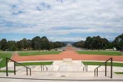 Memoriale di guerra, Canberra Fotografia Stock