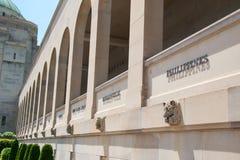 Memoriale di guerra, Canberra Fotografia Stock Libera da Diritti