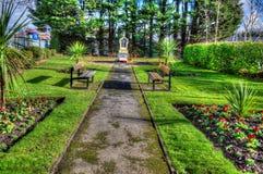 Memoriale di guerra del Greenfield Fotografia Stock