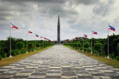 Memoriale di guerra di Capaz Fotografia Stock Libera da Diritti