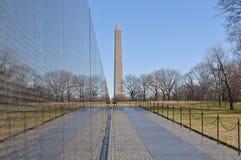 Memoriale di guerra di Vietnam Immagine Stock Libera da Diritti